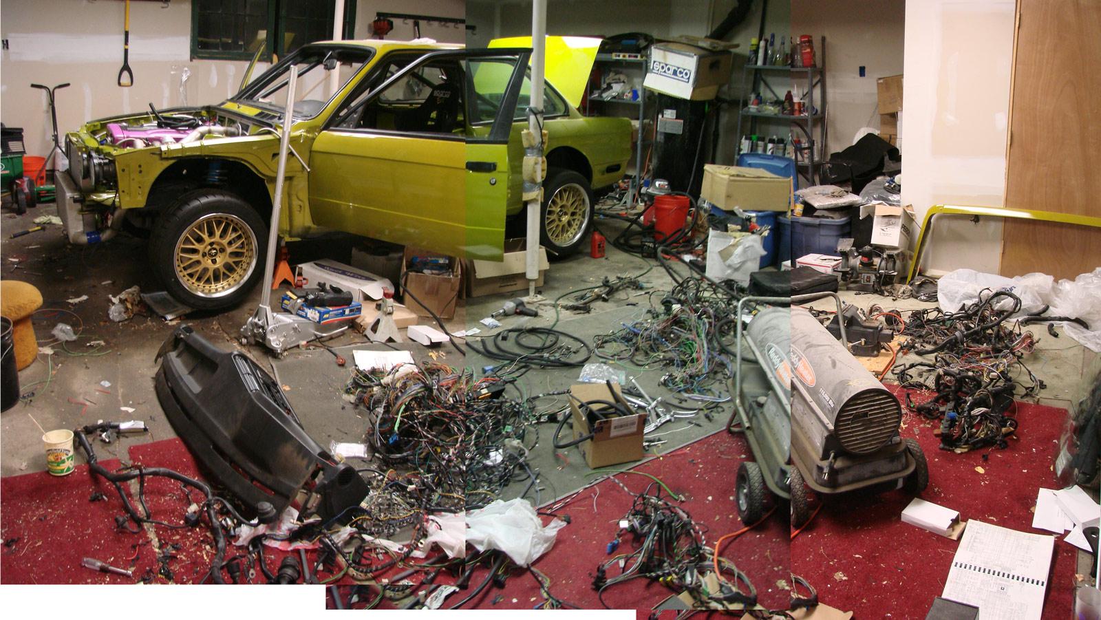 The Driveshaft Shop >> E30GTR-BUILD HOME